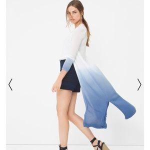 WHBM Ombre Duster